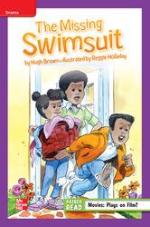 Reading Wonders Leveled Reader The Missing Swimsuit: ELL Unit 4 Week 3 Grade 6