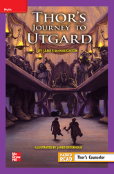 Reading Wonders Leveled Reader Thor's Journey to Utgard: ELL Unit 5 Week 1 Grade 6
