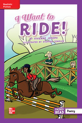 Reading Wonders Leveled Reader I Want to Ride!: ELL Unit 2 Week 5 Grade 5