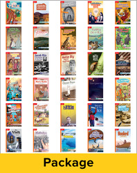 Reading Wonders, Grade 4, Leveled Reader Package (6 of 30) Approaching, Grade 4