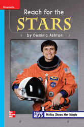 Reading Wonders Leveled Reader Reach for the Stars: On-Level Unit 6 Week 3 Grade 3
