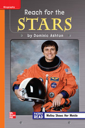 Reading Wonders Leveled Reader Reach for the Stars: Approaching Unit 6 Week 3 Grade 3