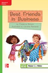 Reading Wonders Leveled Reader Best Friends in Business: Beyond Unit 3 Week 2 Grade 3