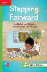 Reading Wonders Leveled Reader Stepping Forward: Beyond Unit 4 Week 2 Grade 3