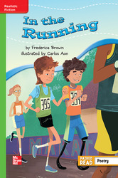 Reading Wonders Leveled Reader In the Running: Beyond Unit 4 Week 5 Grade 3