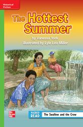 Reading Wonders Leveled Reader The Hottest Summer: Beyond Unit 6 Week 2 Grade 3