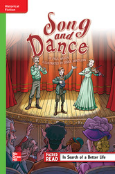 Reading Wonders Leveled Reader Song and Dance: Beyond Unit 6 Week 2 Grade 4