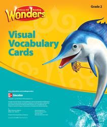 Reading Wonders, Grade 2, Visual Vocabulary Cards Grade 2