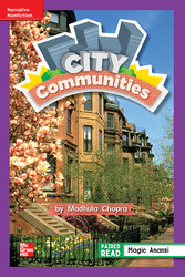 Reading Wonders Leveled Reader City Communities: ELL Unit 3 Week 3 Grade 2