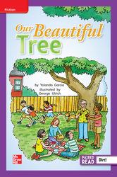 Reading Wonders Leveled Reader Our Beautiful Tree: ELL Unit 5 Week 4 Grade 2