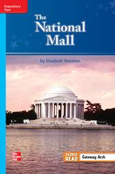 Reading Wonders Leveled Reader National Mall On-Level Unit 1 Week 5 Grade 3