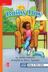 Reading Wonders Leveled Reader Rainy Day: Approaching Unit 5 Week 2 Grade 2