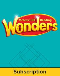 Reading Wonders, Grade 2, Comprehensive Program 6 Year Subscription Grade 2