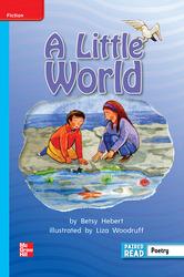 Reading Wonders Leveled Reader A Little World: On-Level Unit 4 Week 5 Grade 2