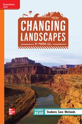 Reading Wonders Leveled Reader Changing Landscapes: Approaching Unit 1 Week 3 Grade 4