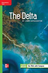 Reading Wonders Leveled Reader The Delta: Beyond Unit 4 Week 4 Grade 5