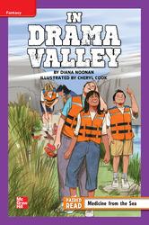 Reading Wonders Leveled Reader In Drama Valley: ELL Unit 3 Week 2 Grade 5