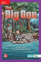 Reading Wonders Leveled Reader The Big One: ELL Unit 2 Week 5 Grade 4