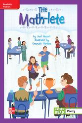 Reading Wonders Leveled Reader The Math-lete: ELL Unit 4 Week 5 Grade 4