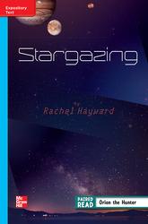Reading Wonders Leveled Reader Stargazing: On-Level Unit 4 Week 4 Grade 4
