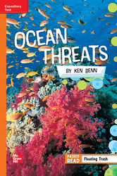 Reading Wonders Leveled Reader Ocean Threats: Approaching Unit 5 Week 3 Grade 5