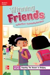 Reading Wonders Leveled Reader Winning Friends: Approaching Unit 6 Week 2 Grade 5