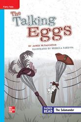 Reading Wonders Leveled Reader The Talking Eggs: On-Level Unit 2 Week 2 Grade 5
