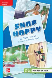 Reading Wonders Leveled Reader Snap Happy: On-Level Unit 5 Week 1 Grade 5