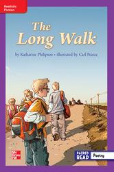 Reading Wonders Leveled Reader The Long Walk: ELL Unit 2 Week 5 Grade 3