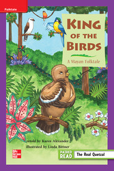 Reading Wonders Leveled Reader King of the Birds: ELL Unit 3 Week 1 Grade 3