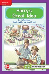 Reading Wonders Leveled Reader Harry's Great Idea: ELL Unit 3 Week 2 Grade 3