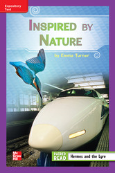 Reading Wonders Leveled Reader Inspired by Nature: ELL Unit 3 Week 4 Grade 3