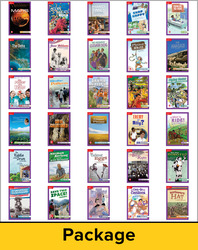 Reading Wonders, Grade 5, Leveled Reader Package (6 ea. of 30) ELL