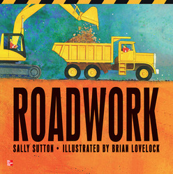 Reading Wonders Literature Big Book: Roadwork Grade K