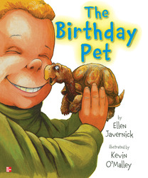 Reading Wonders Literature Big Book: The Birthday Pet Grade K