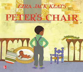 Reading Wonders Literature Big Book: Peter's Chair Grade K
