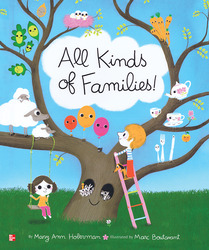 Reading Wonders Literature Big Book: All Kinds of Families Grade K