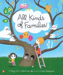 Reading Wonders Literature Big Book: All Kinds of Families Grade K