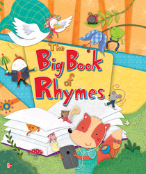 Reading Wonders Big Book: Big Book of Rhymes and Chimes Grade K