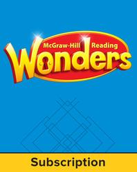 Reading Wonders, Grade 6, Online Digital Program w/6 Year Subscription Grade 6