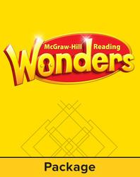 Reading Wonders, Grade K, Teacher's Edition Package