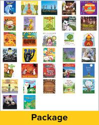Reading Wonders Literature Big Books Package Grade K