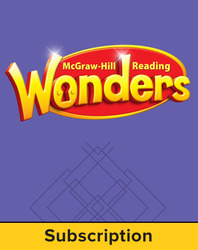 Reading Wonders, Grade 5, Comprehensive Program w/6 Year Subscription
