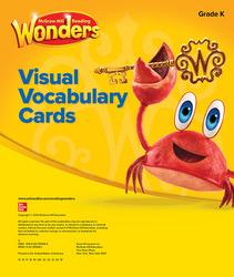 Reading Wonders Visual Vocabulary Cards Grade K
