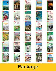 Reading Wonders, Grade 5, Leveled Reader Package (6 ea. of 30) Beyond