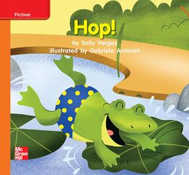 Reading Wonders Leveled Reader Hop!: Approaching Unit 1 Week 2 Grade K