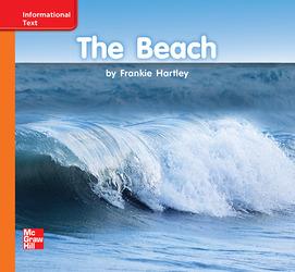 Reading Wonders Leveled Reader The Beach: Approaching Unit 1 Week 3 Grade K