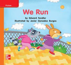 Reading Wonders Leveled Reader We Run: Approaching Unit 3 Week 1 Grade K