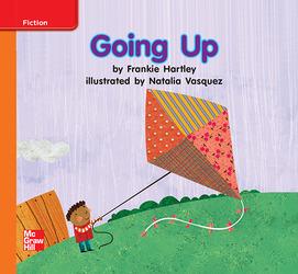 Reading Wonders Leveled Reader Going Up: Approaching Unit 8 Week 3 Grade K