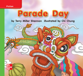 Reading Wonders Leveled Reader Parade Day: Beyond Unit 4 Week 2 Grade K